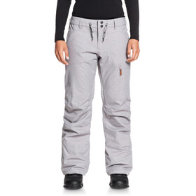 Roxy Nadia Snow Pants Women, heather grey
